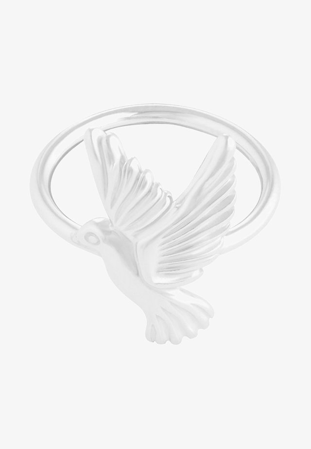DOVE - Ring - rhodium