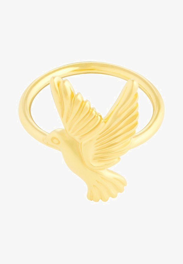 DOVE - Bague - gold-coloured