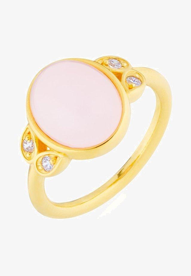 MAGNOLIEN - Ring - gold-coloured