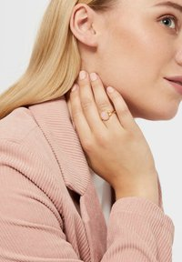 ID Fine - MAGNOLIEN - Ring - gold-coloured - 0