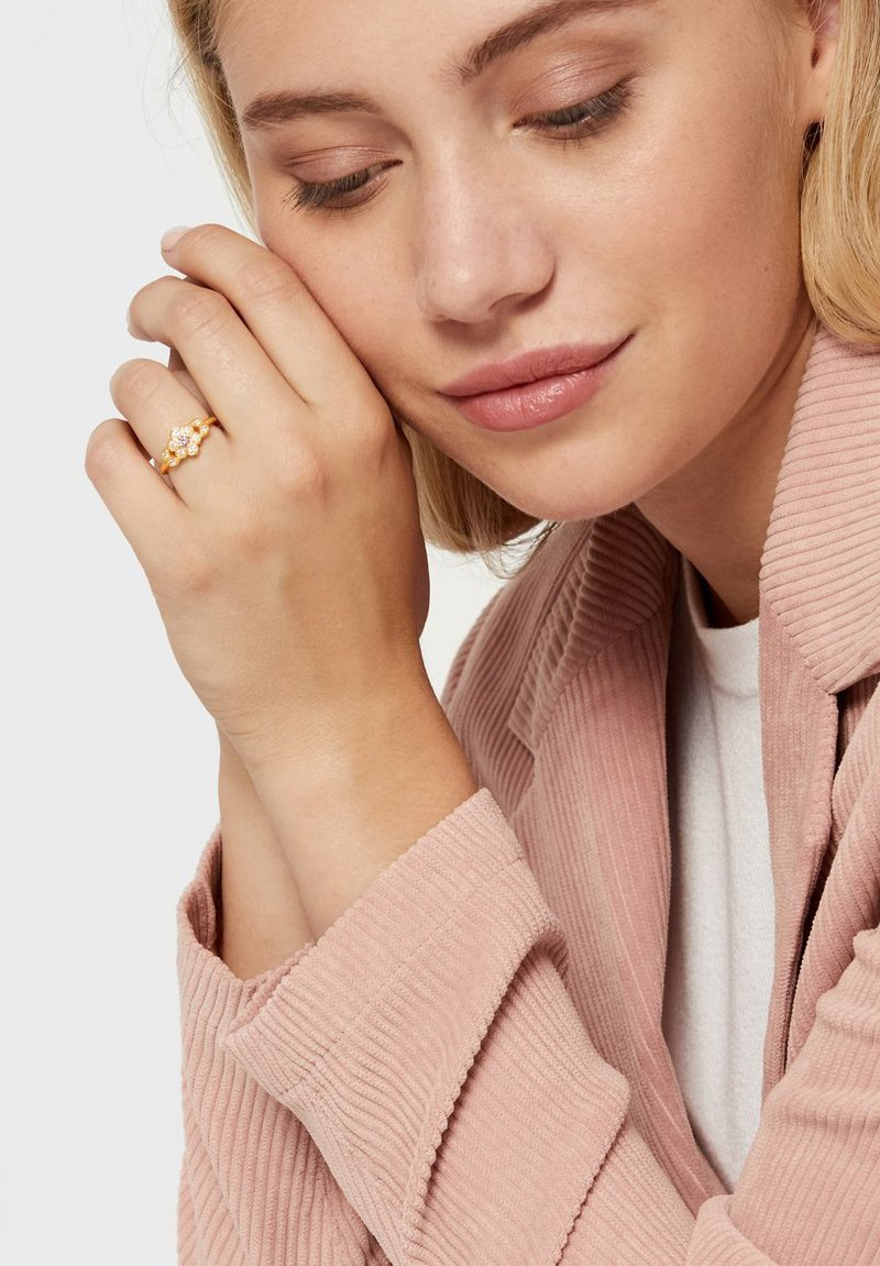 ID Fine - MAGNOLIEN - Ring - gold