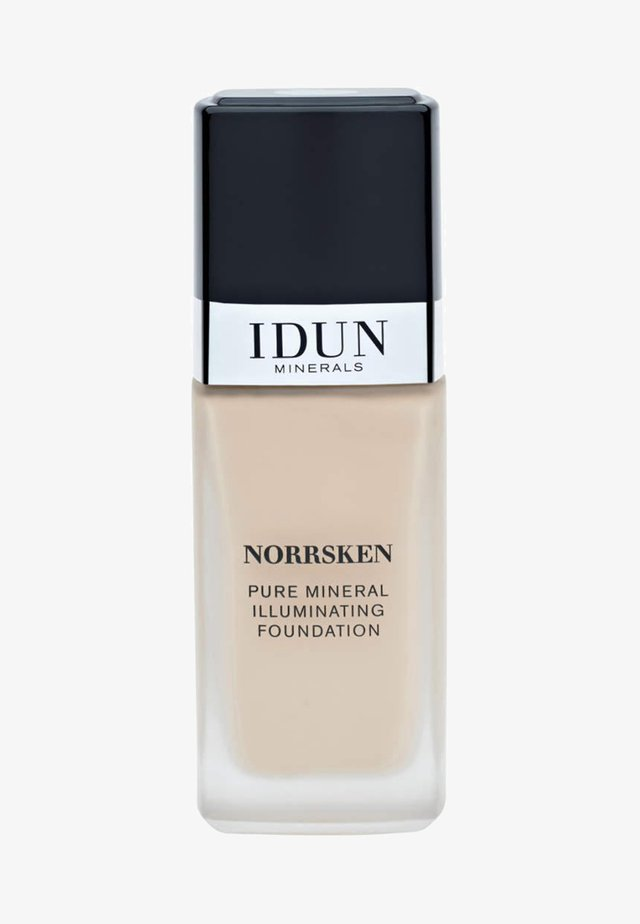 LIQUID FOUNDATION - Foundation - saga - neutral light