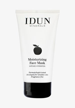 MOISTURIZING FACE MASK - Masker - -
