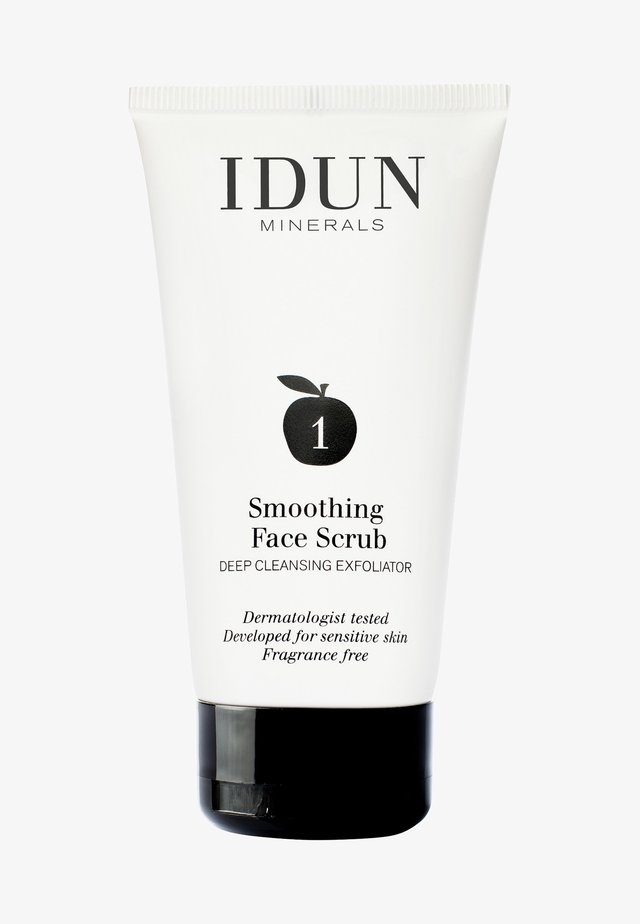 SMOOTHING FACE SCRUB - Gommage - -