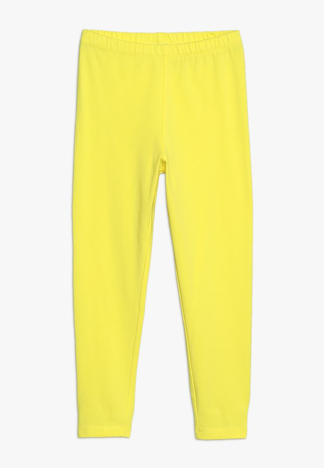 Leggings - Trousers - sunny yellow