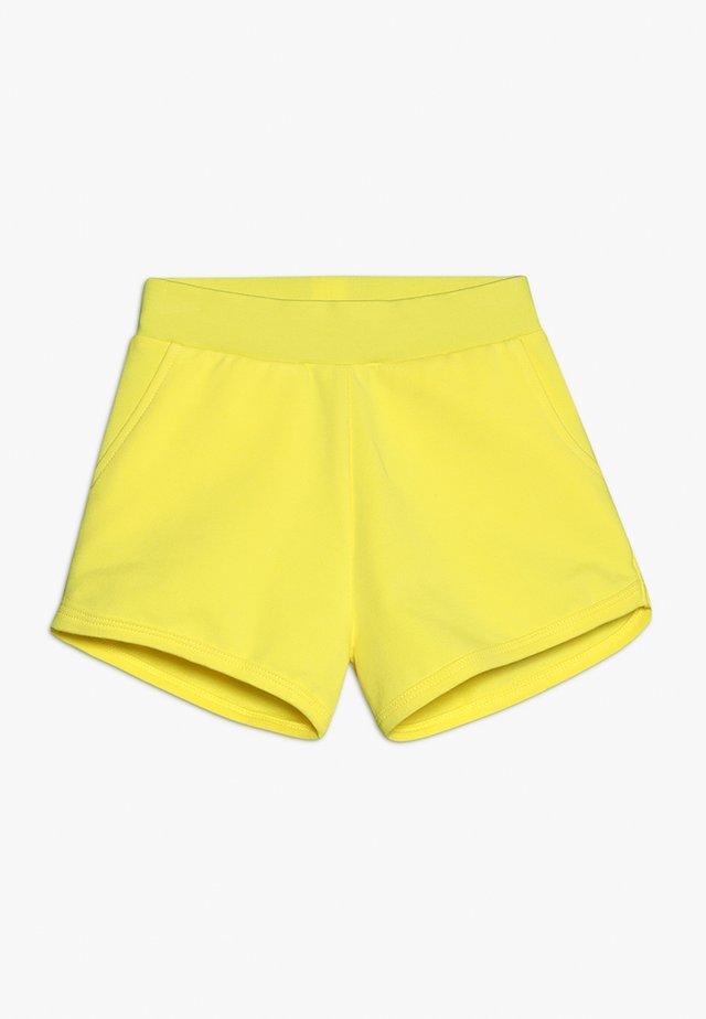 Træningsbukser - sunny yellow