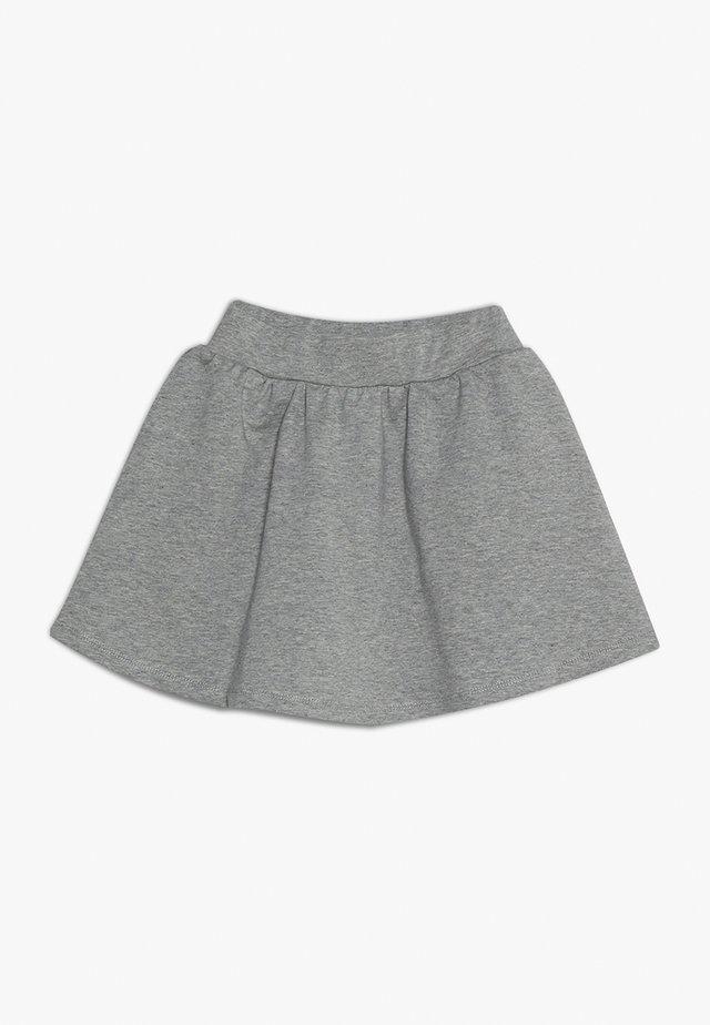 SKIRT - A-lijn rok - grey