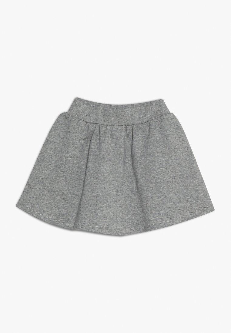 igi natur - SKIRT - A-lijn rok - grey
