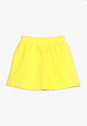 SKIRT - Jupe trapèze - sunny yellow