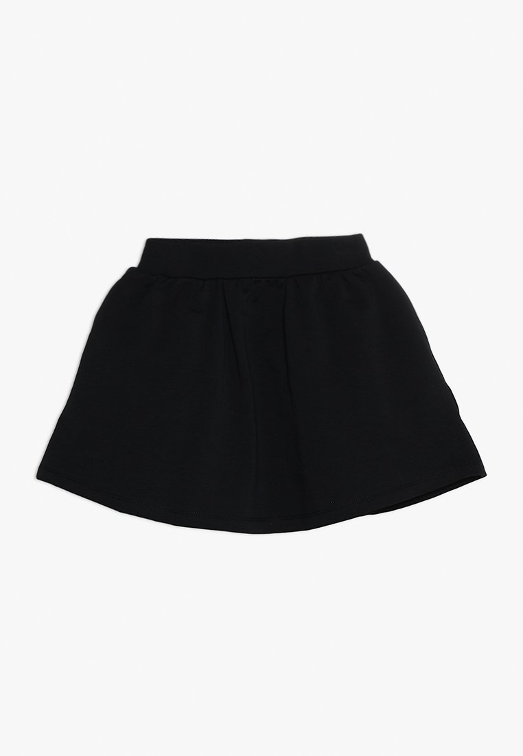 igi natur - SKIRT - A-line skirt - black