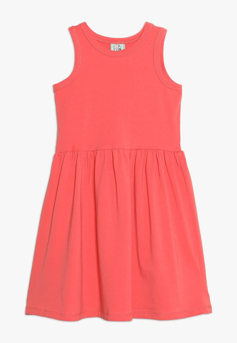 igi natur - DRESS - Vestido ligero - sugared coral