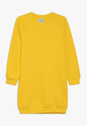 KIDS DRESS - Denní šaty - sulphur