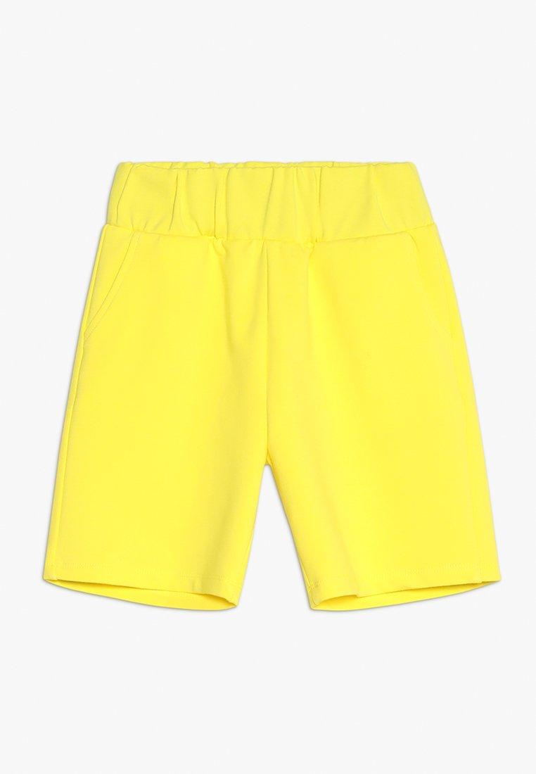 igi natur - WITH POCKETS - Pantalones deportivos - sunny yellow