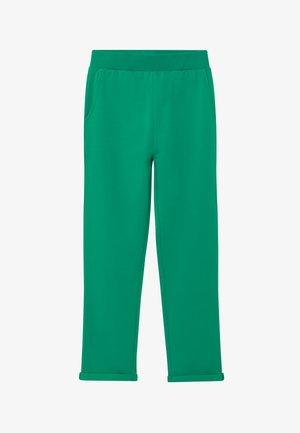 Tracksuit bottoms - emerald