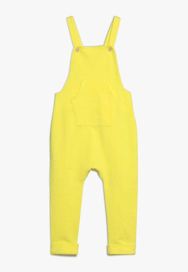 SALOPETTE - Hängselbyxor - sunny yellow