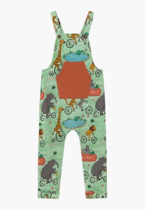 CORE BICYCLE RACE DUNGAREES - Tuinbroek - light green