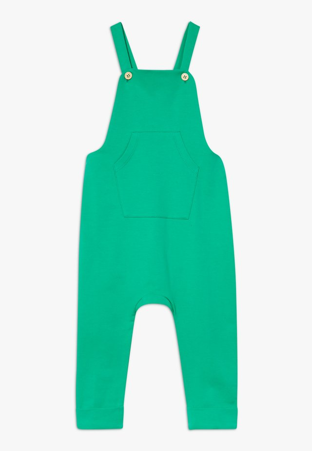 ZGREEN DUNGAREES - Jumpsuit - emerald