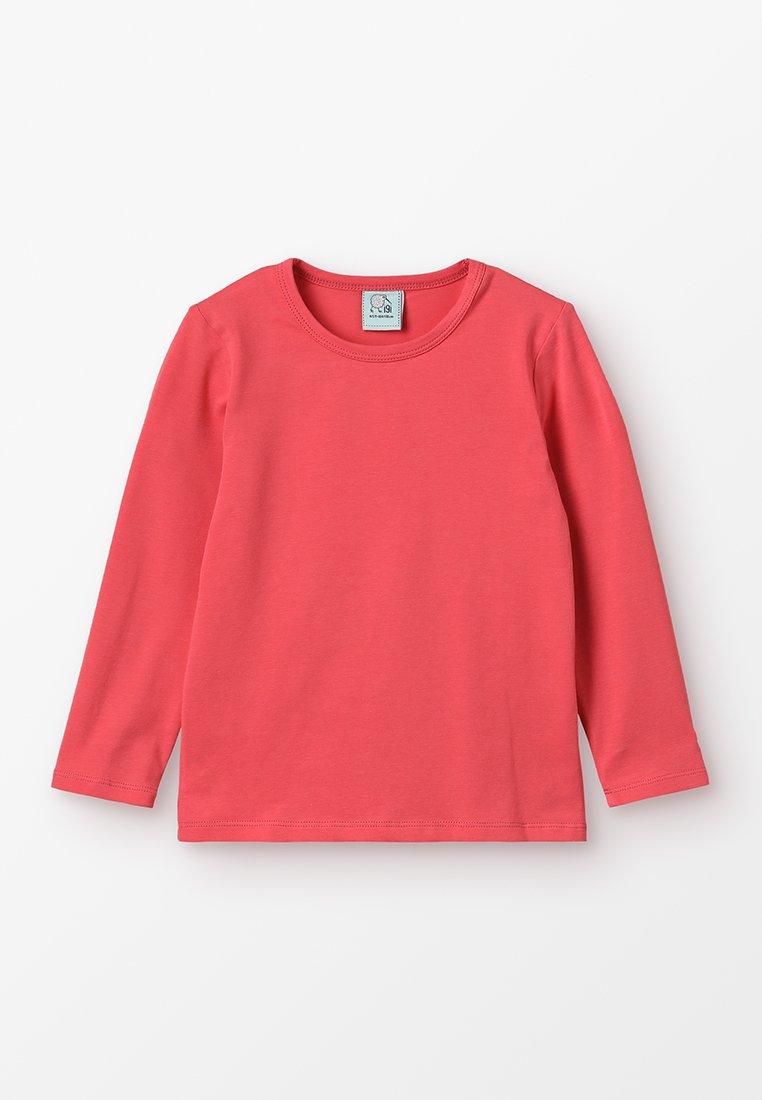 igi natur - LONGSLEEVE - Langærmede T-shirts - sugared coral