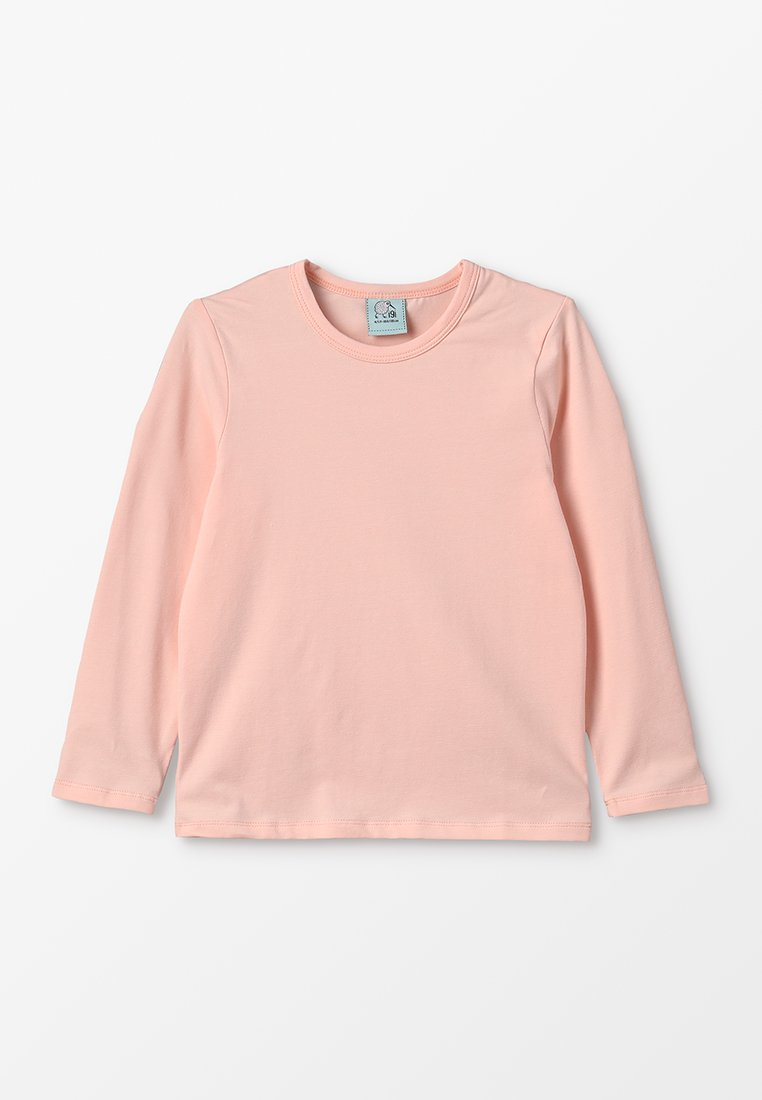 igi natur - LONGSLEEVE - Langærmede T-shirts - tropical peach