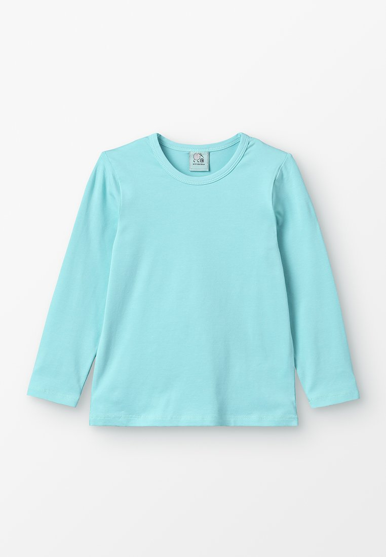 igi natur - LONGSLEEVE - Langærmede T-shirts - filtered aqua