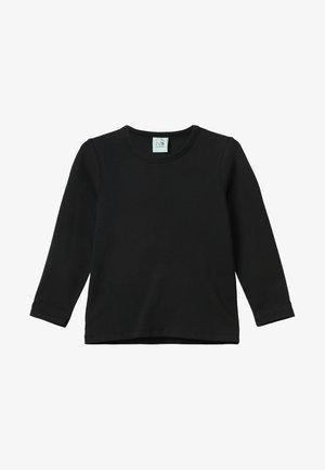 LONGSLEEVE - Bluzka z długim rękawem - black