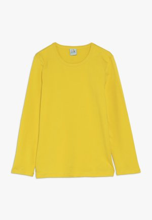 LONGSLEEVE - Long sleeved top - sulphur