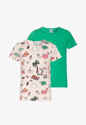CORE 2 PACK - Print T-shirt - holiday