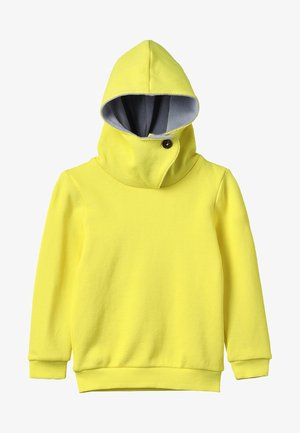 ZGREEN HOODED - Felpa con cappuccio - sunny yellow