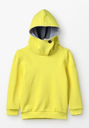 ZGREEN HOODED - Sweat à capuche - sunny yellow