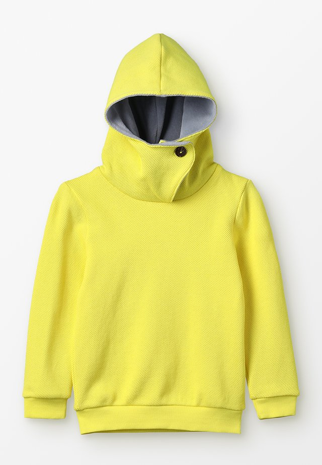 ZGREEN HOODED - Hættetrøjer - sunny yellow