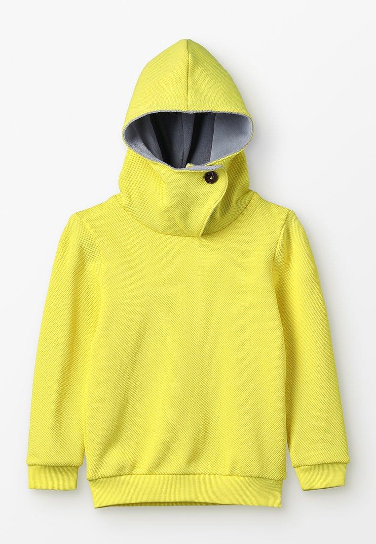 igi natur - ZGREEN HOODED - Hættetrøjer - sunny yellow