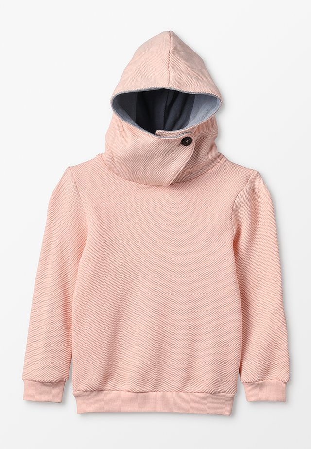 ZGREEN HOODED - Luvtröja - tropical peach