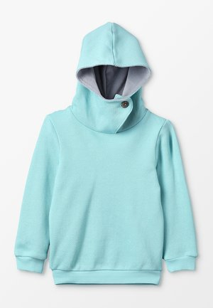 ZGREEN HOODED - Huppari - filtered aqua