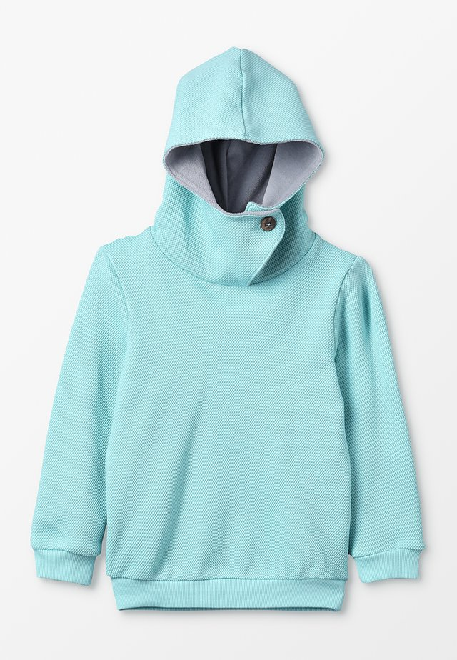 ZGREEN HOODED - Hoodie - filtered aqua