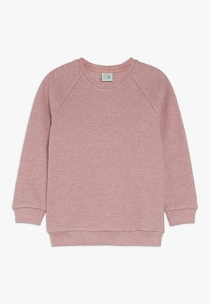 KIDS RAGLAN  - Collegepaita - persian red melange