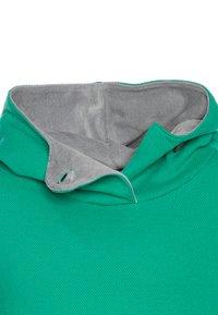 igi natur - HOODY - Sweat à capuche - emerald - 2