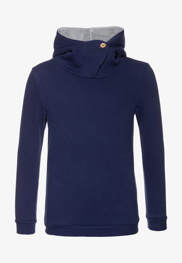 HOODY - Bluza z kapturem - patriot blue