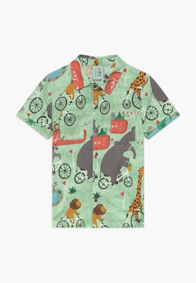 CORE BICYCLE RACE  - Vapaa-ajan kauluspaita - light green