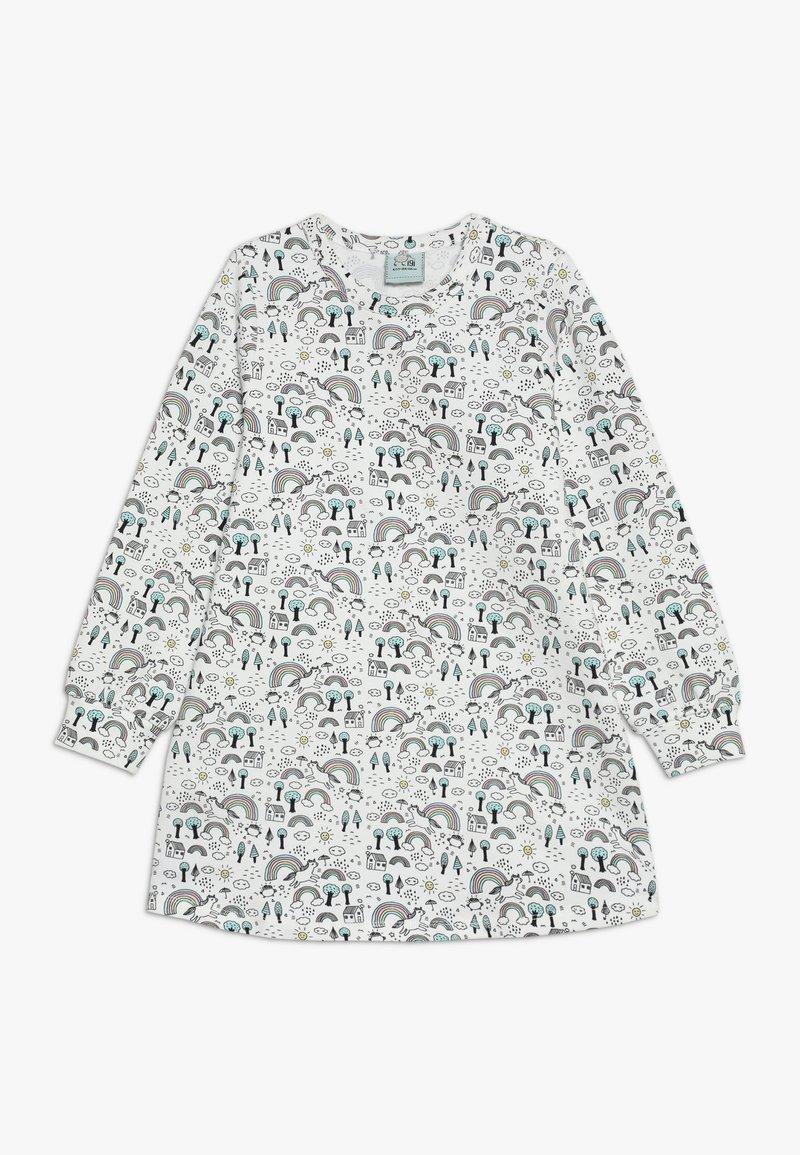 igi natur - NIGHTGOWN - Nattøj trøjer - white