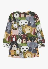 igi natur - NIGHTGOWN - Pyjama top - multi-coloured/light pink - 1