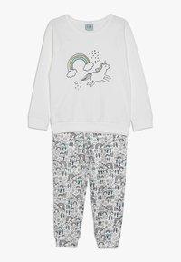 igi natur - GIRLS - Pyjama set - white - 0