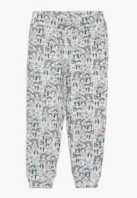 igi natur - GIRLS - Pyjama set - white - 2