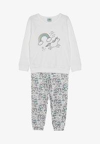 igi natur - GIRLS - Pyjama set - white - 3