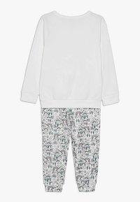 igi natur - GIRLS - Pyjama set - white - 1