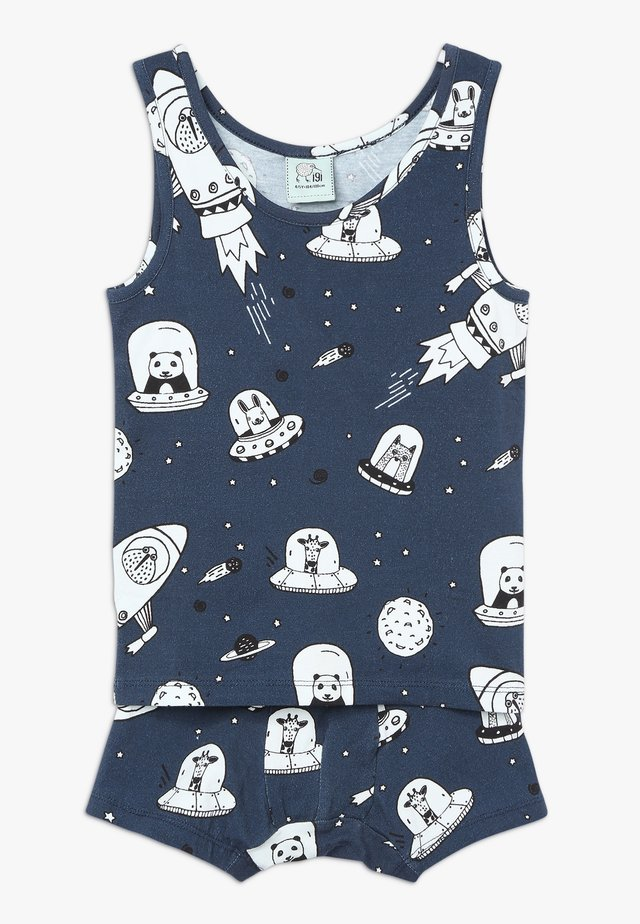 BOXER SET - Unterhemd/-shirt - igi in space