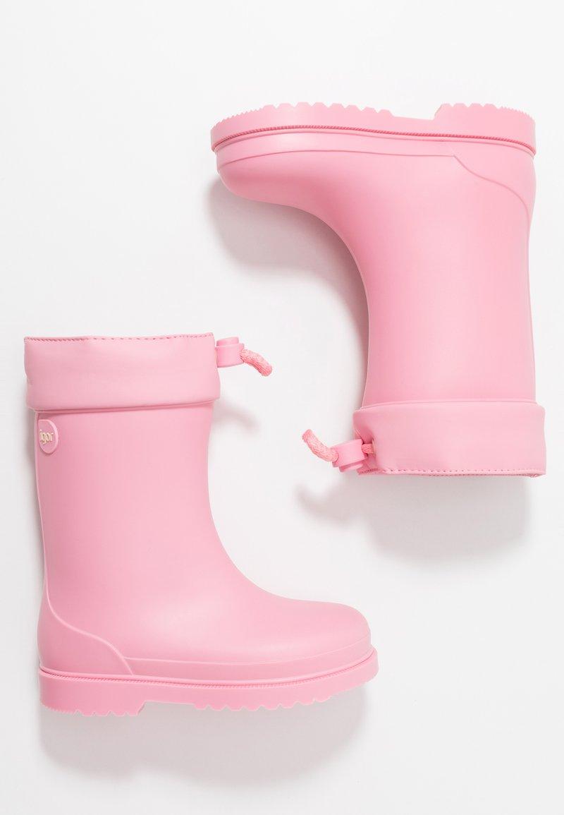 IGOR - CHUFO CUELLO - Stivali di gomma - rosa/pink