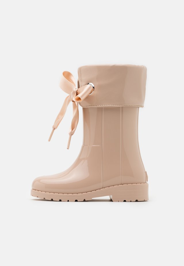CAMPERA CHAROL - Wellies - beige