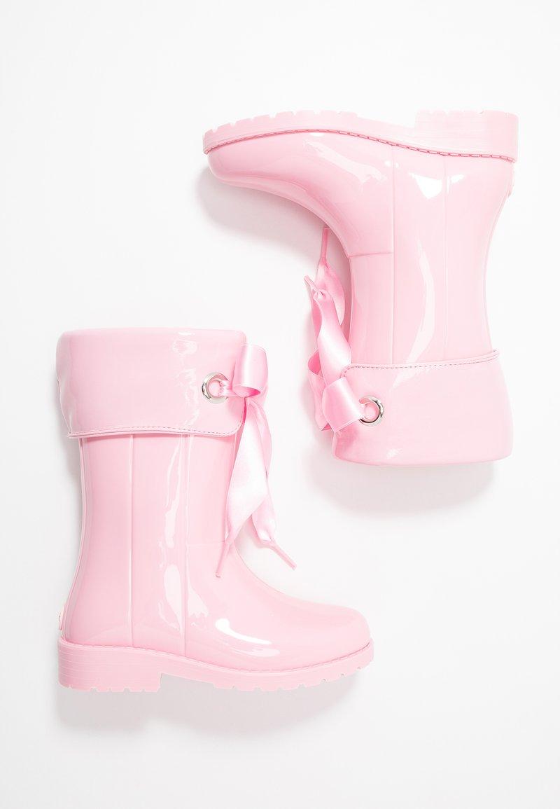 IGOR  - CAMPERA CHAROL - Regenlaarzen - rosa/pink