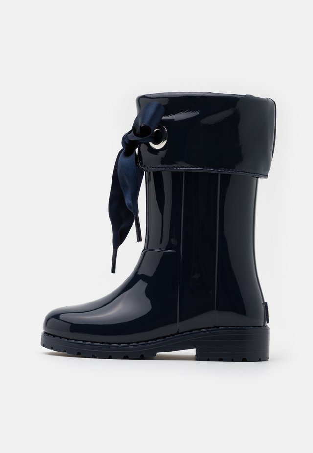 CAMPERA CHAROL - Wellies - marino