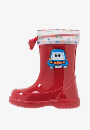 PIPO CAR - Wellies - rojo red